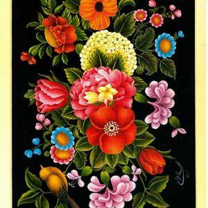 020 300x300 - تصویر باکیفیت گل و مرغ
