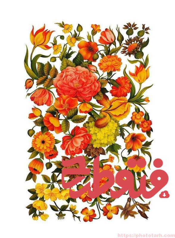 4 5891098866861735942 - تصویر دوربری شده گل و مرغ