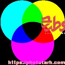 1786 2 - تفاوت CMYK و RGB در رنگ بندی